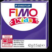 FIMO kids полимер. глина д/детей (лиловый) уп. 42 гр.