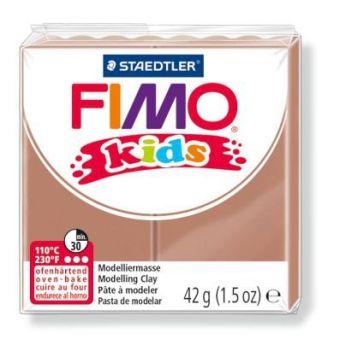 FIMO kids полимер. глина д/детей (светло-коричневый) уп. 42 гр.