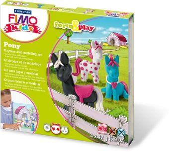 "FIMO kids form&play детский набор ""Пони"""