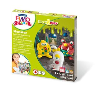"FIMO kids form&play детский набор ""Монстр"""
