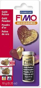 FIMO золотая пудра, 10 гр.