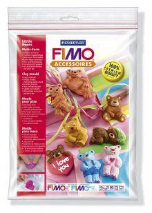 """FIMO формы для литья """"Маленькие медведи"""""""
