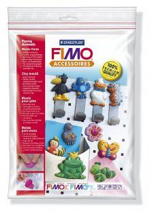 """FIMO формы для литья """"Забавные животные"""""""