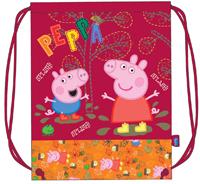 Мешок для обуви «Свинка Пеппа» Друзья