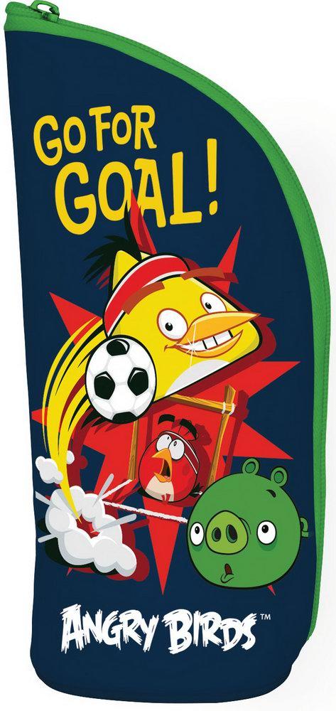 Пенал - подставка под канцелярию Размер 21 х 8 х 8 см Упак. 6//48 шт.Angry Birds