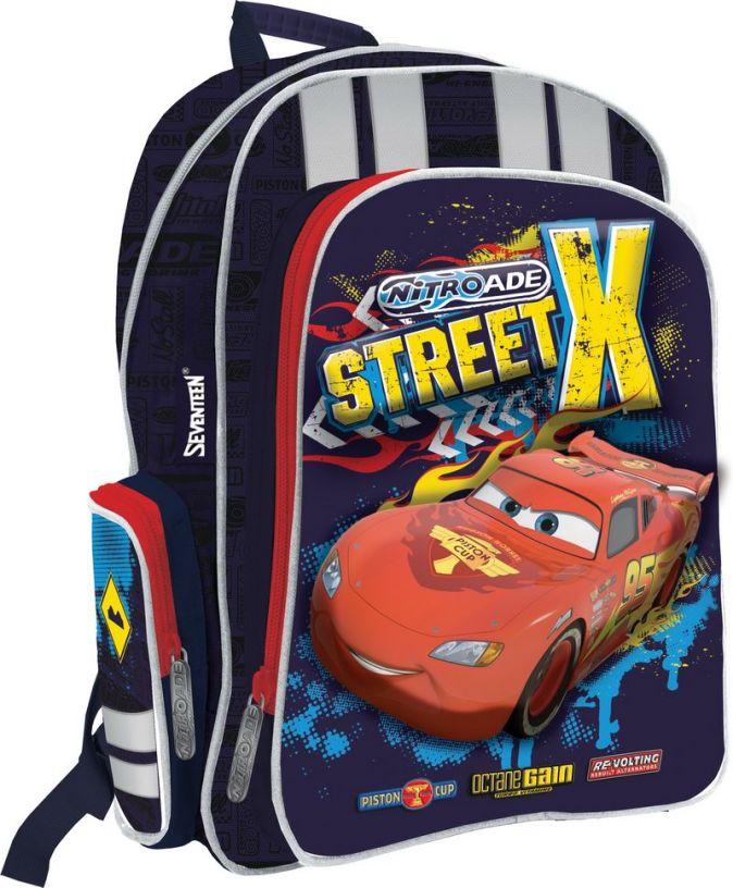 Рюкзак с эргономической EVA-спинкой. Основное отделение с двумя разделителями. Вместительный карман с EVA крышкой на фронтальной стенкеРюкзака вмещает
