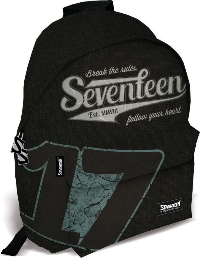 Рюкзак. Основной отдел на молнии, вместительный наружный карман на скрытой молнии, один внутренний накладной карман на молнии. Размер 40 x 31 x 15 см