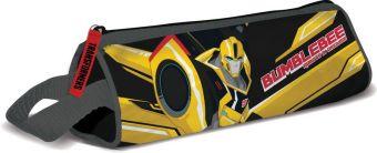 Пенал-тубус на молнии. Изготовлен их прочного материала, предусмотрена текстильная ручка. Размер 7 х 21 х 7 см, Упак. 6//48 шт.Transformers Prime