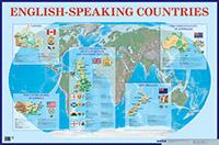 Англоязычные страны. English-speaking countries. Наглядное пособие для средней школы