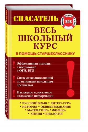 Белецкая Т.А., Дедурин Г.Г., Джамеев В.Ю. и др. - Весь школьный курс обложка книги