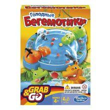 Дорожная Игра Голодные бегемотики (Настольная игра) (B1001)