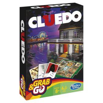 GAMES - Дорожная настольная игра «Клуэдо» обложка книги