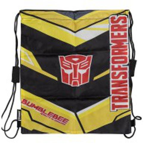 Сумка-рюкзак для обуви. Выполнена из прочного материала. Размер 43 х 34 х 1 см. Упак. 12/24/96 шт. Transformers Prime