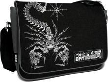 Сумка на плечо Размер 35 х 25 х 11 см. Упак. 4//12 шт. Scorpion Bay