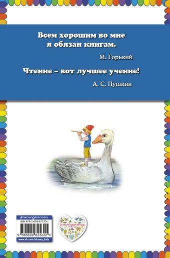 Путешествие Нильса с дикими гусями (ил. Г. Мацыгина) Сельма Лагерлёф
