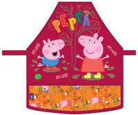 Фартук с нарукавниками «Свинка Пеппа» Друзья