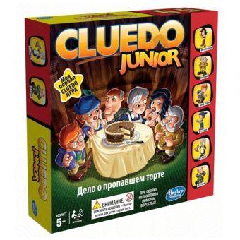 Мое первое Клуэдо (Настольная игра) (B0335) GAMES