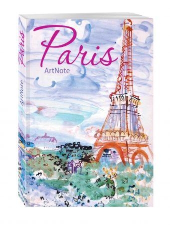 Париж. ArtNote mini. Эйфелева башня