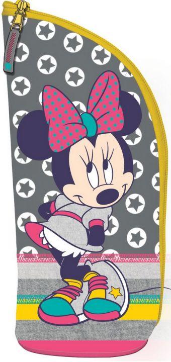 Пенал - подставка под канцелярию Размер 21 х 8 х 8 см Упак. 6//48 шт.Minnie Mouse