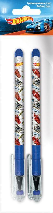 Ручки шариковые, цвет пасты синий, 2 шт. Печать на корпусе - термоперенос. Упаковка - ПП-пакет, 4+0, с европодвесом. Размер 20 х 6 х 1 см Упак. 48/384
