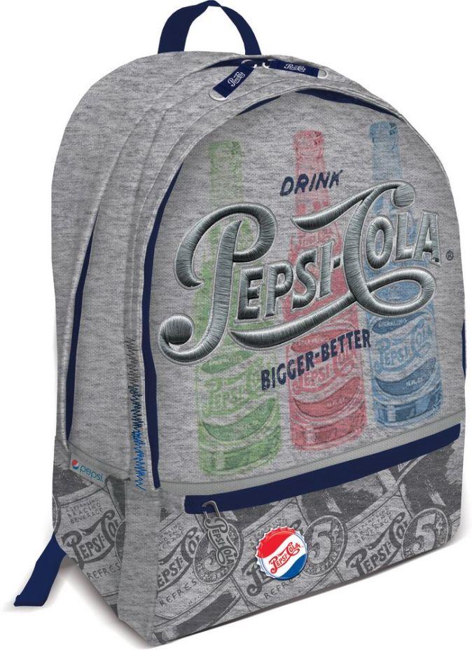 Рюкзак Уплотненная спинка, два основных отделения на молнии, внутри - один карман на молнии и один открытый карман для мобильного телефона. Вместитель
