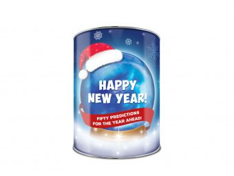 Новогодние предсказания. Узнай, что с тобой будет в Новом году! Лебедева Е.А., Парфенова И.И.