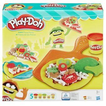 """Игрушка Play-Doh Игровой набор """"Пицца"""" (B1856) PLAY-DOH"""
