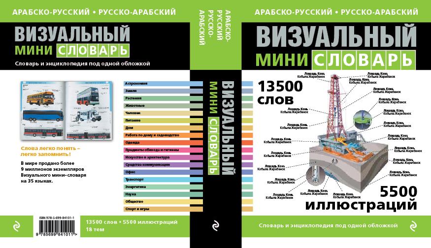 Под общей редакцией Ж.-К. Корбея Арабско-русский русско-арабский визуальный мини-словарь