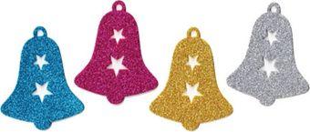 Набор праздничных объемных самоклеящихся декоративных элементов