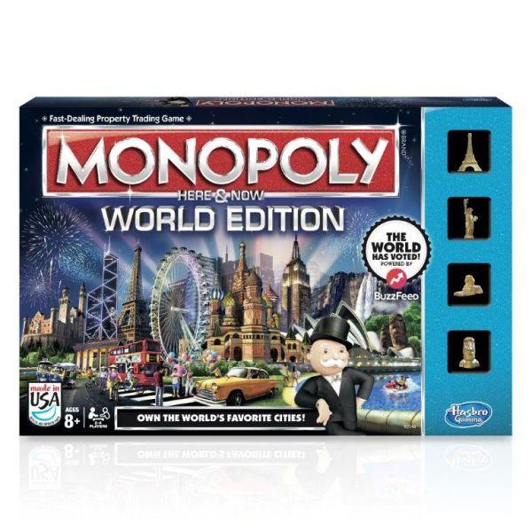 Всемирная монополия (B2348) MONOPOLY