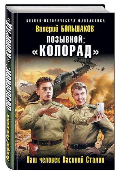 Позывной: «Колорад». Наш человек Василий Сталин - фото 1