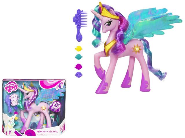 MY LITTLE PONY - My Little Pony Пони Принцесса Селестия  (A0633) обложка книги