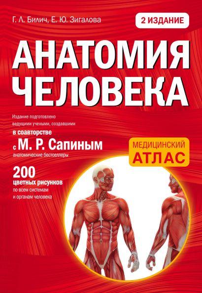 Анатомия человека: 2 издание - фото 1