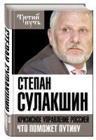 Сулакшин С.С. - Кризисное управление Россией. Что поможет Путину' обложка книги