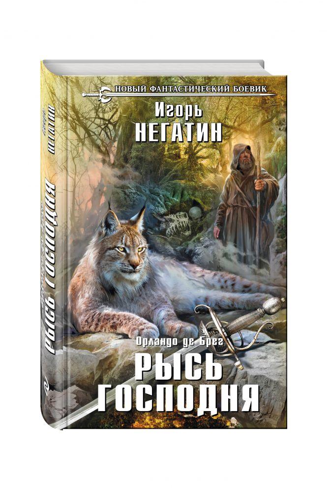 Игорь Негатин - Рысь Господня обложка книги