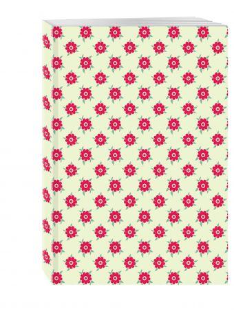 Блокнот для записей Цветочный
