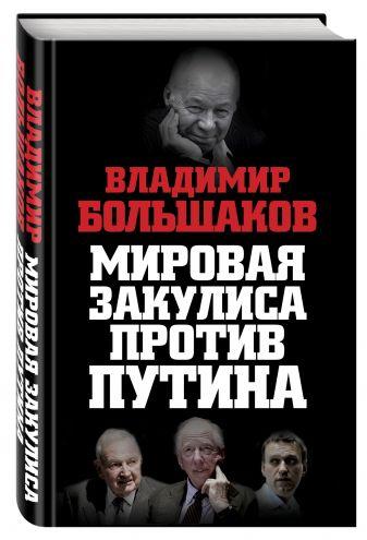 Большаков В.В. - Мировая закулиса против Путина обложка книги