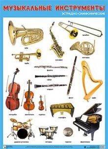 ПЛ Музыкальные инструменты эстрадно-симфонического оркестра