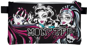Пенал Размер 11,5 х 22 х 1 см Упак. 12/48/144 шт. Monster High MHBB-RT3-455
