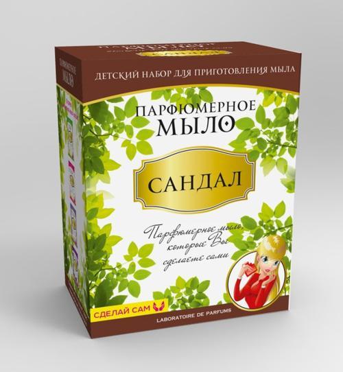 Мыло парфюмированное Сандал арт.М020