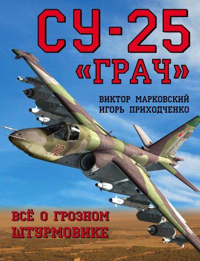 Су-25 «Грач». Всё о грозном штурмовике - фото 1