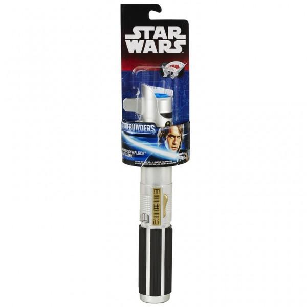 STAR WARS - Star Wars Раздвижной световой меч Звездных войн (B2912) обложка книги