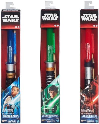 Star Wars Электронный лазерный меч Звездных войн  (B2919) STAR WARS