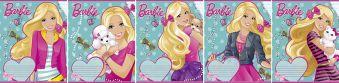 Тетр 12л скр А5 кос лин карт УФ лак B727/5-g-EAC Barbie