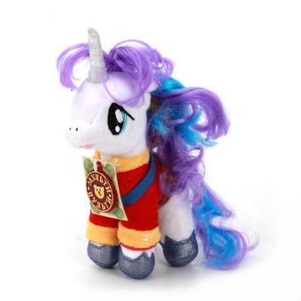 """Мягкая Игрушка """"Мульти Пульти"""" Пони Принц Армор (My Little Pony) Озвуч. В Пак. 18См В Кор.24Шт"""