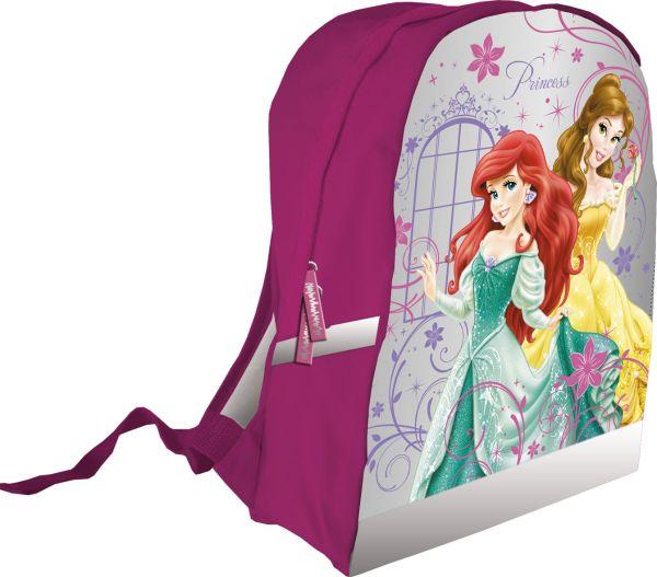 Рюкзак. Размер 28 x 22 x 10 см. Упак. 3//12 шт.Princess