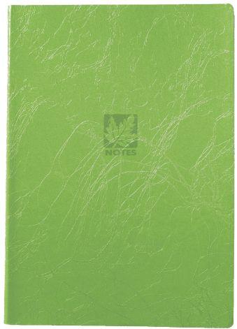 Книга для записей, B5, SCRIBBLE, линейка (Зеленый)