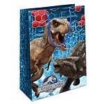 """Пакет подарочный """"Тираннозавр Рекс"""" 350*250*90"""