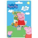 Свеча цифра №3_Peppa Pig Peppa Pig