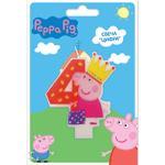 Свеча цифра №4_Peppa Pig Peppa Pig